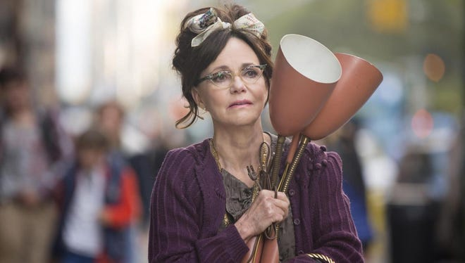 """""""I love the coming-of-age of a person of age,"""" Sally Field says about the title role in """"Hello, My Name is Doris."""""""