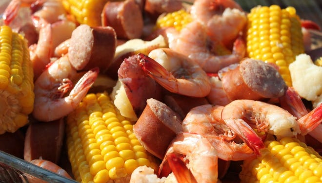 Learn how to prepare a low country boil at Toast of the Coast on May 17 at The Fish House in downtown Pensacola.