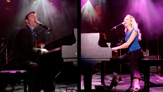 Jeff and Rhiannon of Noteworthy Productions return for this year's Dueling Pianos to benefit Boys and Girls Clubs of Cascade County.