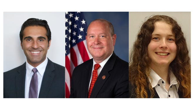 Candidates for Indiana's 8th District Congressional seat