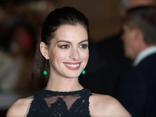 Anne Hathaway is pregnant, reports say