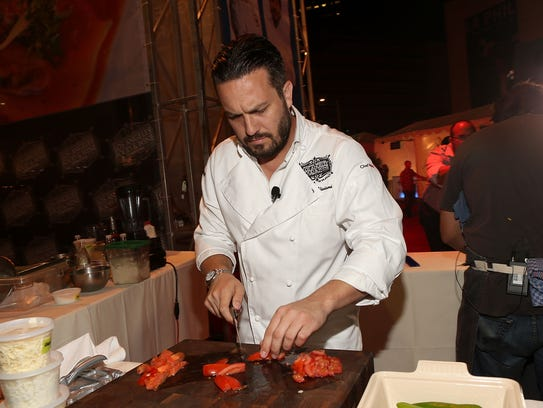 Chef Fabio Viviani says his new Pike Creek restaurant,