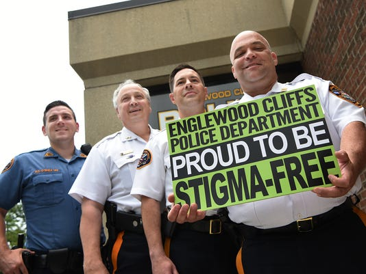 Englewood Cliffs Police Department goes stigma free