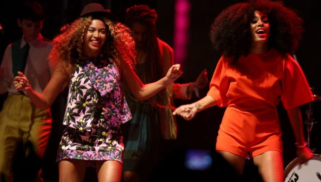 Beyonce and Solange have a reason to dance this morning.