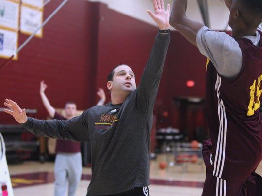 Iona College men's basketball associate head coach