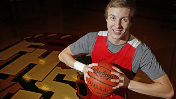 Luke Kennard will throw out the first pitch on June
