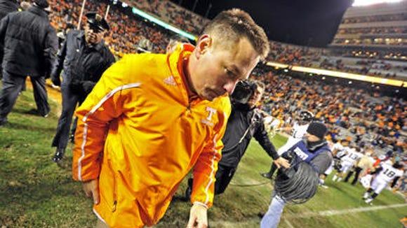 "Butch Jones was unhappy when ""Sweet Home Alabama"" was"