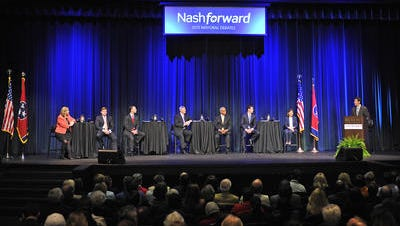 Some Nashville mayoral candidates have issued statements following Karl Dean's decisive defeats in the Metro Council Tuesday night.