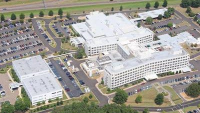 Merit hospital, the former Central Mississippi Medical Center, to drill own water well.