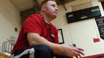 Parkway girls basketball coach Aaron Megee has moved to Haughton Middle School as assistant principal for the coming school year.