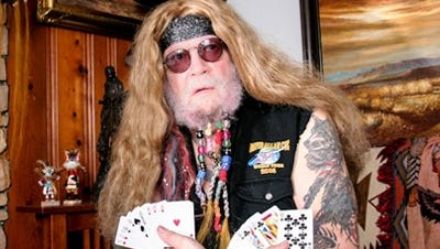 David Allan Coe, a country legend, is teaming up with The Moonshine Bandits, a country rap group, to make a music video in Bucyrus on Dec. 2.