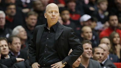 University of Cincinnati basketball coach Mick Cronin began his career as a Woodward High School assistant. Now, Cronin is one win away from 300 for his college head coaching career.