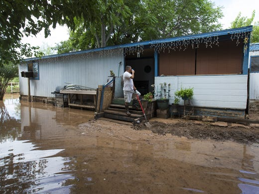 Wickenburg Cleaning Up From Flooding