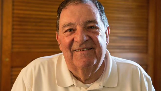 Norman Conway remains a stoic, collected figure in his retirement, although those who know the former District 38B delegate say that's always been his demeanor.
