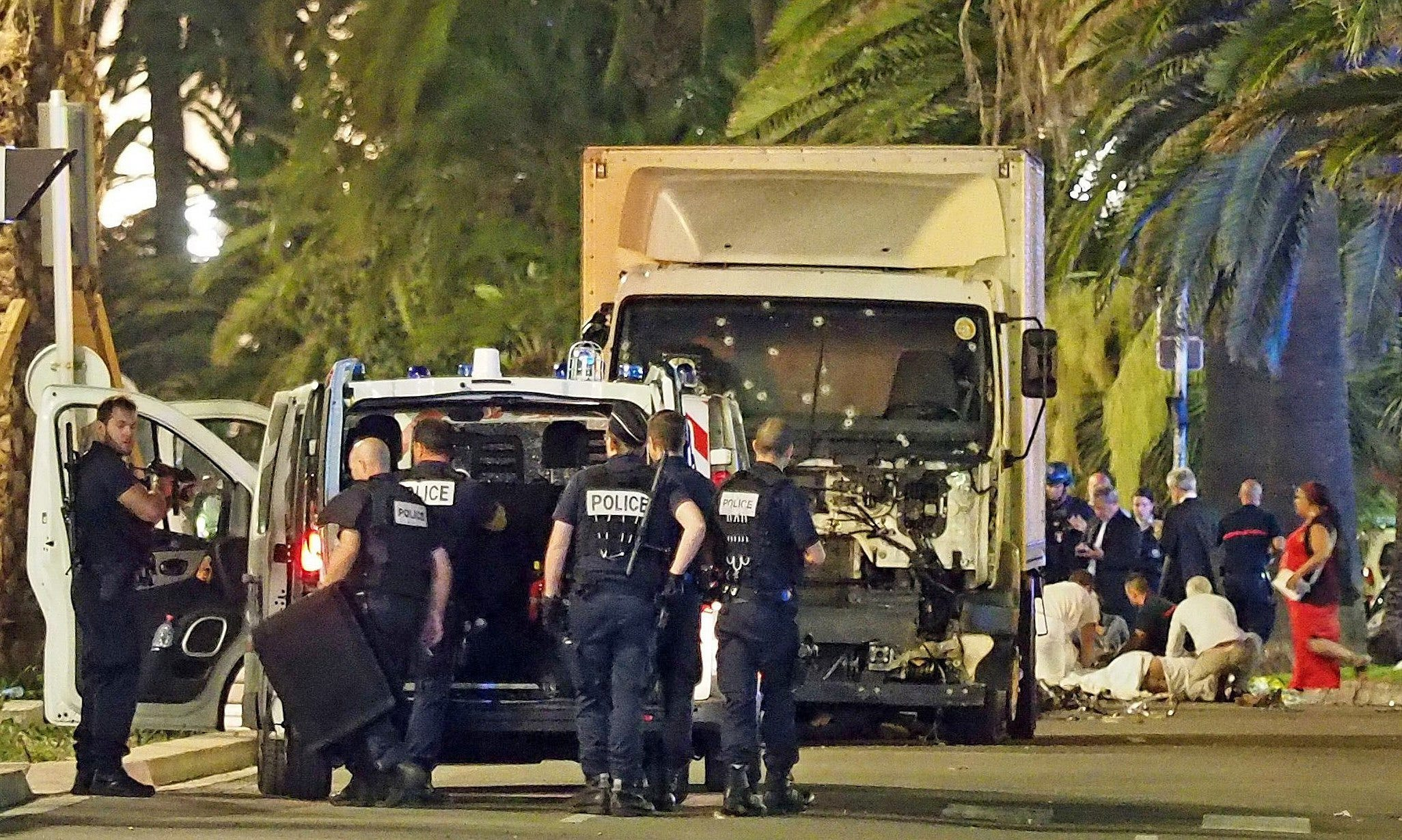 Two held as details emerge about France truck attacker | World ...