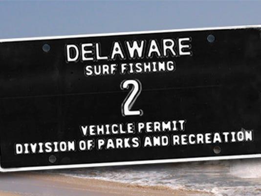 Delaware Surf Tag 2