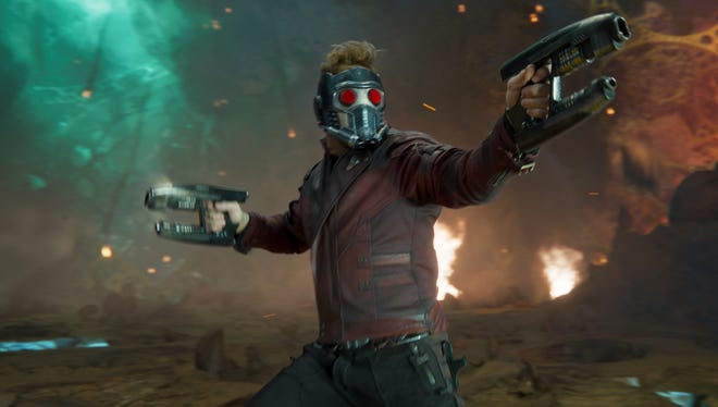 "The next chapter in the ""Guardians of the Galaxy"" saga is coming in 2017."