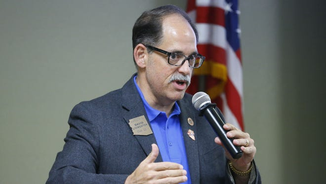 Rep. David Livingston plans to sponsor legislation in 2018 that would put a proposed amendment to the state Constitution on the ballot.