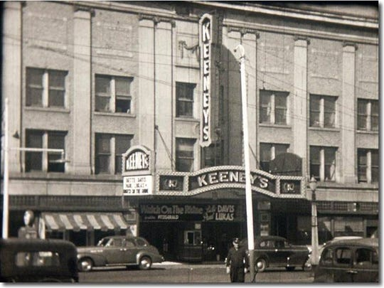 Keeney's Theater opened in 1925 for vaudeville performances and silent films.