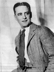 Author F. Scott Fitzgerald