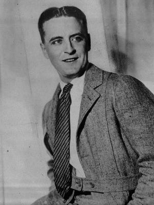 American writer F. Scott Fitzgerald poses for a portrait in this 1920's file photo.