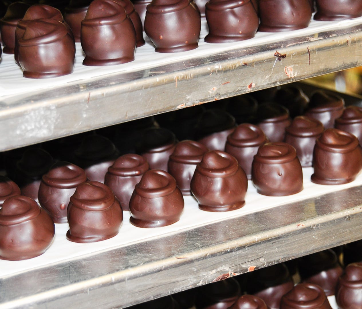 Washington: Indulge in candy - Who can say no to free candy? Take a free, self-guided tour of Boehm's Candies in Issaquah and grab a free sample at the retail shop afterward.    You can also check out Liberty Orchards in Downtown Cashmere. Known for it