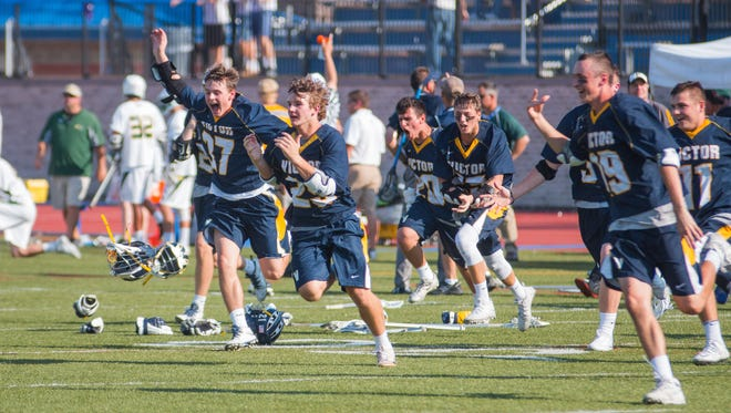 NYS High School Lacrosse State ChampionshipGame ActionMiddletown HS/Middletown NY6/11/2016Rochester ChronicleCredit: Will Baker