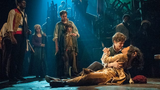 """4/23-5/25: LES MISERABLES   Phoenix Theatre reprises its hit production of this megamusical based on Victor Hugo's epic about revolution and redemption in 19th-century France. Featuring the aching ballad """"I Dreamed a Dream"""" and the hilariously bawdy """"Master of the House."""""""