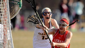 Fornia stands out in Lenape's win