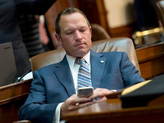 Texas State Rep. Jason Isaac
