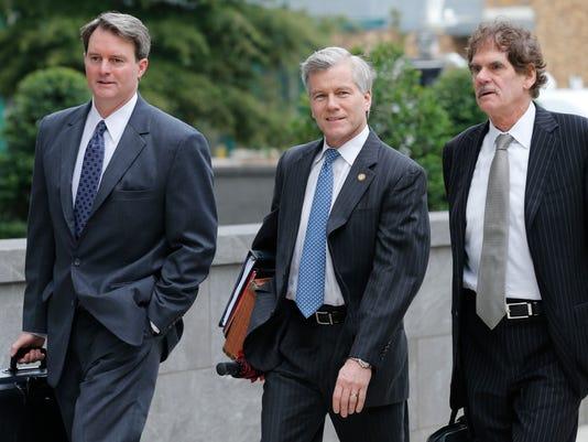 Bob McDonnell, John Brownlee, Henry Asbill
