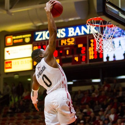 SUU basketball: T-Birds win first Big Sky home game in over a year