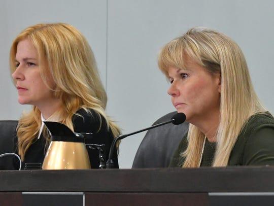 Brevard County Commission Vice Chair Kristine Isnardi,