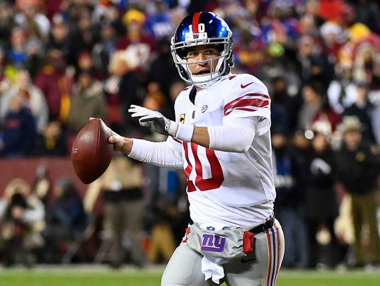 USP NFL: NEW YORK GIANTS AT WASHINGTON REDSKINS S FBN WAS NYG USA MD