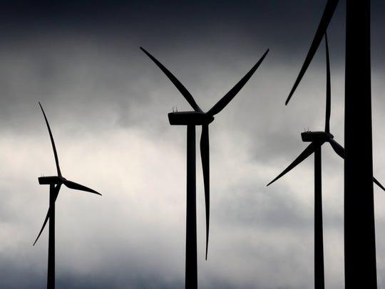 TVA operates 18 wind turbines at its Buffalo Mountain