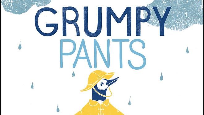 """""""Grumpy Pants"""" by Claire Messer"""