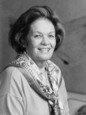 Patricia Francis Parker