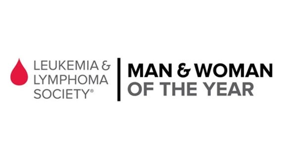 Twelve business and community leaders are vying for the titles of Man and Woman of the Year as part of the Leukemia and Lymphoma Society's annual fundraising competition.