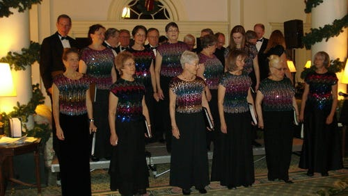 The Ovation Singers