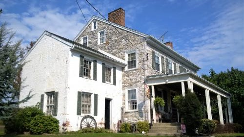 The Mifflin House, aka Hybla, was a station on the Underground Railroad and part of the battlefield in the Battle of Wrightsville in the Civil War.
