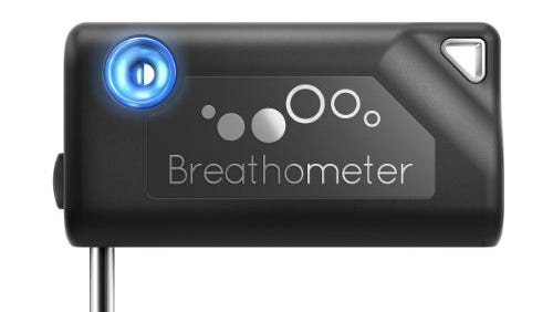 Breathometer is a pocket-sized device that uses a cellphone's headphone jack and a companion app to allegedly evaluate a drinker's blood alcohol content. The company has pulled it from the market and settle FTC charges of false claims.