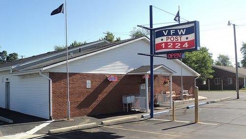 VFW Post 1224 in South Lyon.