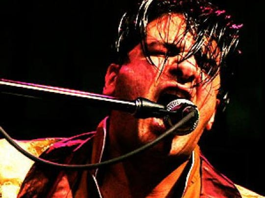 Montreal one-man band Bloodshot Bill plays Bar DKDC on Friday and B-Side on Saturday.
