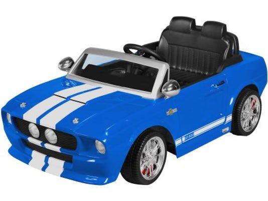 Power Wheel Mustang