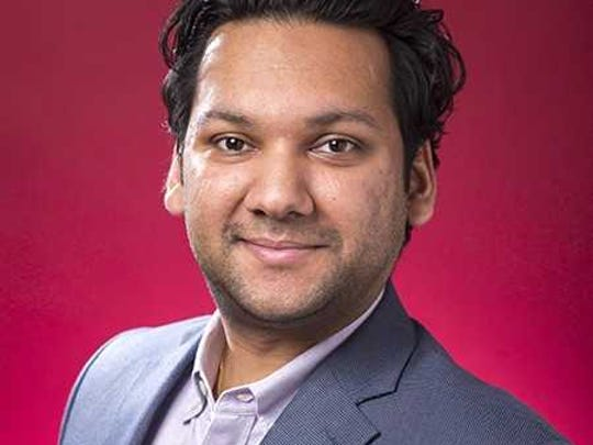Amol Sinha, of Jersey City,  was named executive director