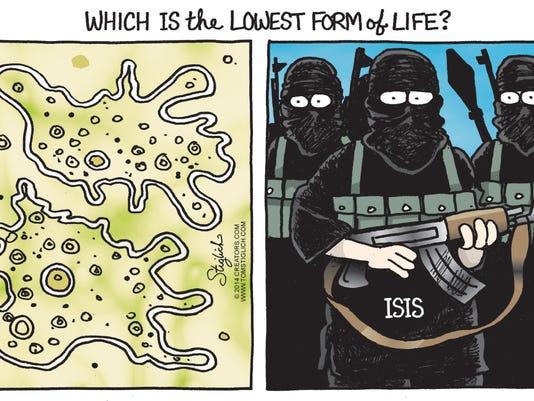 POU 1119 Cartoon