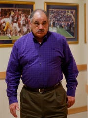 Former LSU defensive coordinator John Chavis is now at Texas A&M.