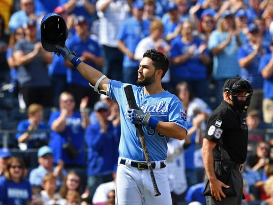 MLB: Arizona Diamondbacks at Kansas City Royals
