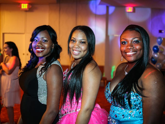 Asheville High School held their prom Saturday night at the Renaissance Hotel in Asheville. 5/31/14- George Etheredge