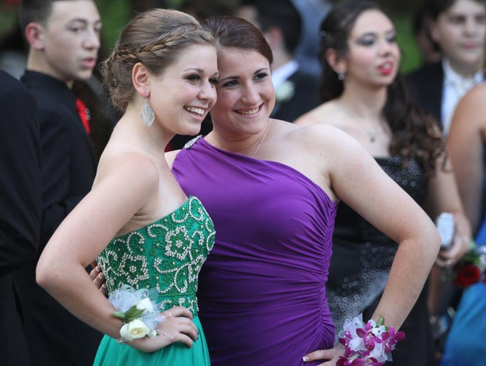 Parsippany Hills High School prom, Thursday, June 5, 2014, at the Brooklake Country Club in Florham Park, NJ. Photo by Jason Towlen
